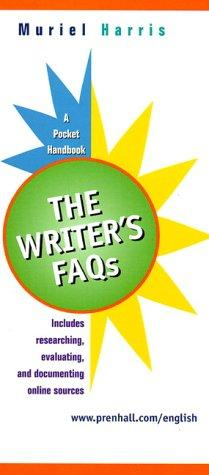 Download The writer's FAQs