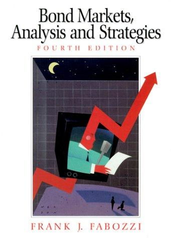 Download Bond markets, analysis, and strategies