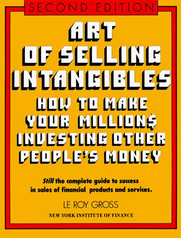 Art of selling intangibles