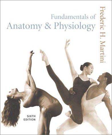 Fundamentals of Anatomy & Physiology, Sixth Edition