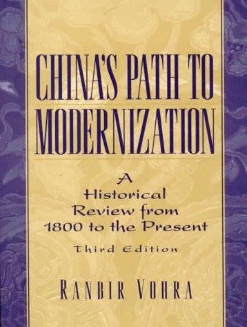 China's path to modernization