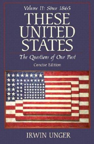 Download These United States: The Questions of Our Past