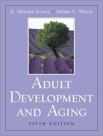 Download Adult development and aging