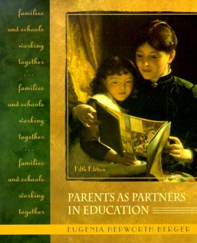 Download Parents as partners in education