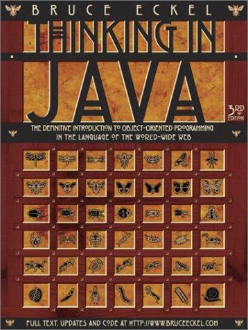Thinking in Java (3rd Edition)