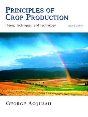 Download Principles of Crop Production