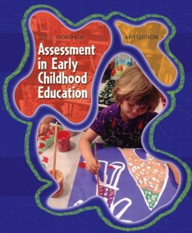 Download Assessment in early childhood education