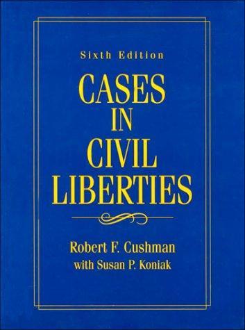 Download Cases in civil liberties