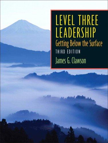 Download Level three leadership