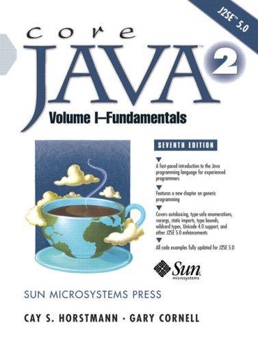 Core Java 2.