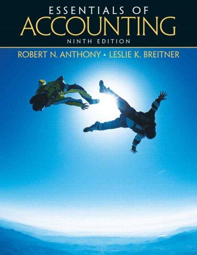 Download Essentials of accounting