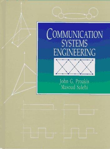 Download Communication systems engineering