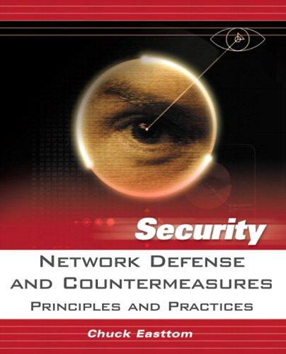 Download Network Defense and Countermeasures