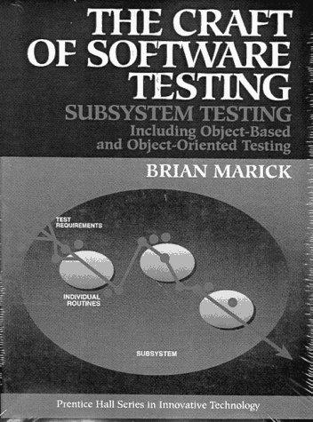 Download The craft of software testing