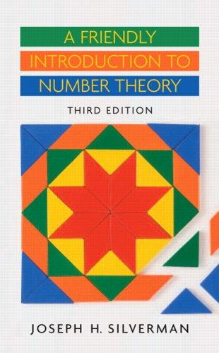 Download A friendly introduction to number theory