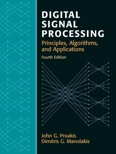 Proakis Manolakis - Digital Signal Processing 4th - solutions