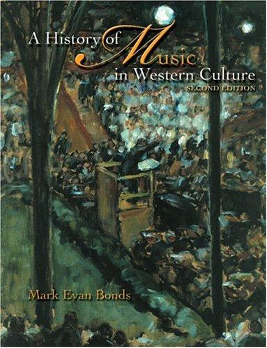 Download A history of music in Western culture