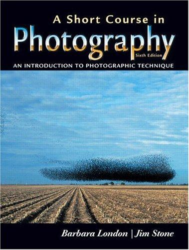 Download A Short Course in Photography