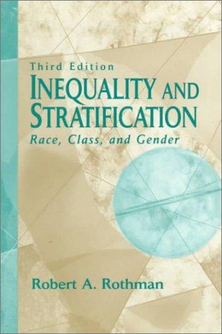 Inequality & stratification