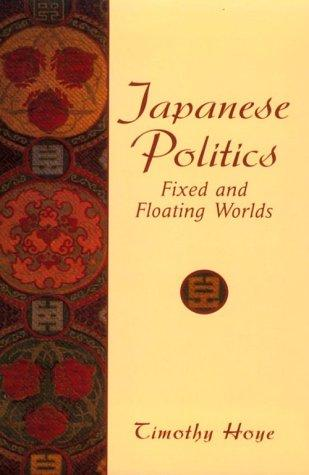 Download Japanese politics