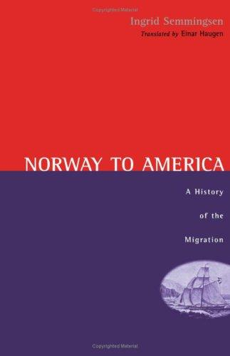 Norway to America