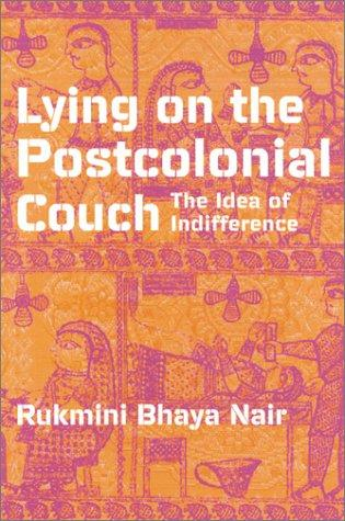 Download Lying on the postcolonial couch