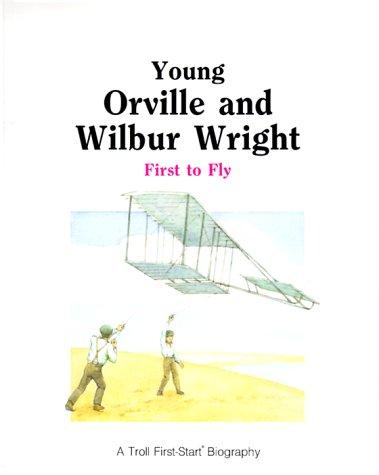 Young Orville & Wilbur Wright