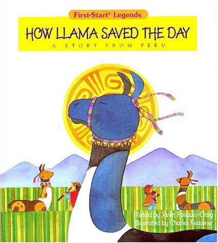 Download How llama saved the day