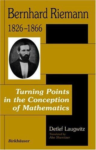Download Bernhard Riemann, 1826-1866