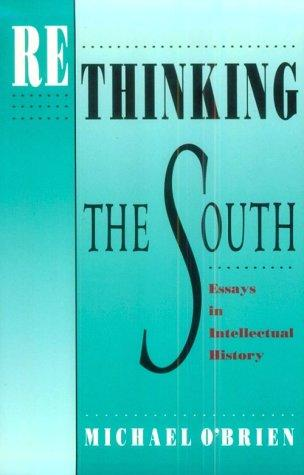 Download Rethinking the South