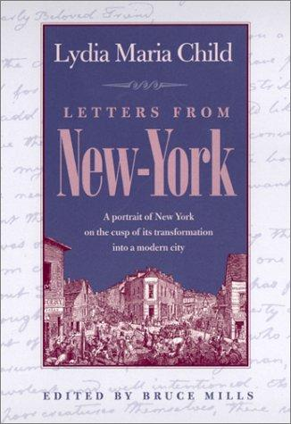Download Letters from New-York
