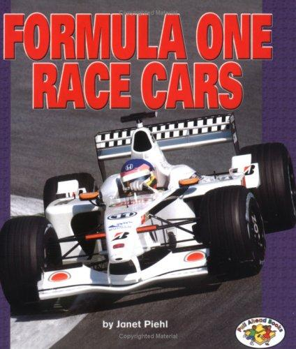Download Formula One Race Cars (Pull Ahead Books)