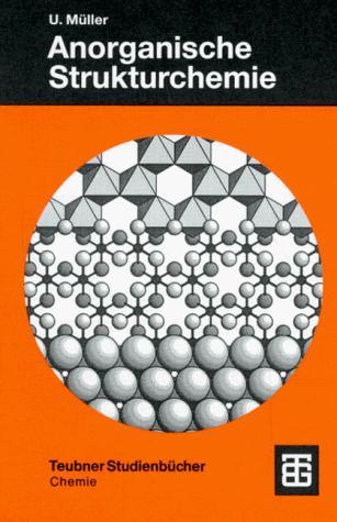 Anorganische Strukturchemie.