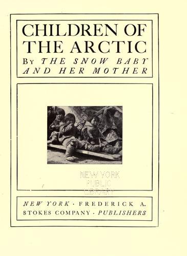 Download Children of the Arctic