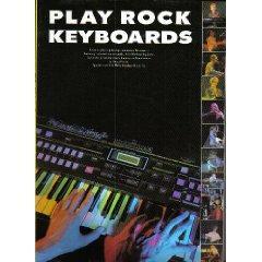Play rock keyboards