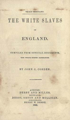 Download The white slaves of England.