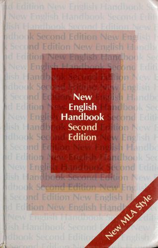 New English handbook