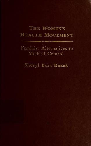 Download The women's health movement