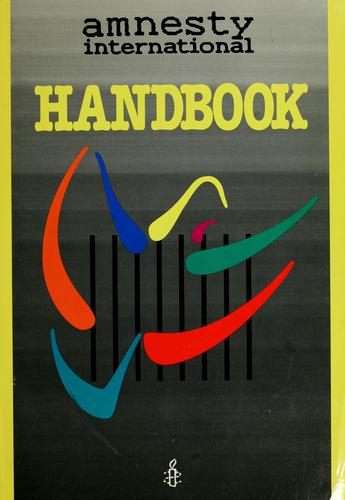Amnesty International handbook.