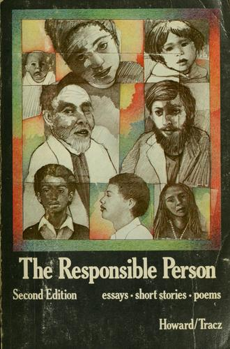 The Responsible Person - Titled in Its First Edition the Responsible Man