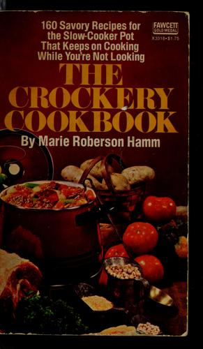 Download The crockery cookbook