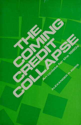 Download The coming credit collapse