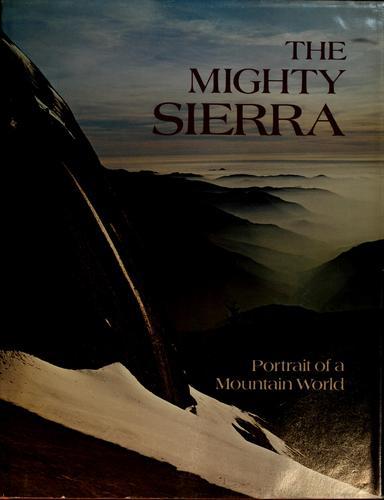 The mighty Sierra