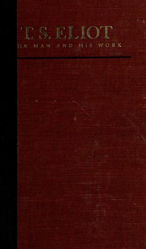 Download T. S. Eliot