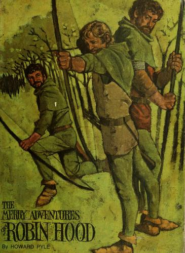 Download The merry adventures of Robin Hood.