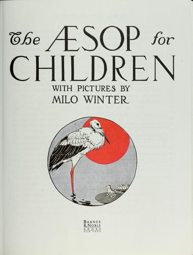 Download The Aesop for children