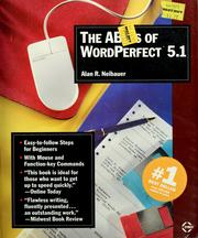 ABCS OF WORDPERFECT 5.1 FOR DOS
