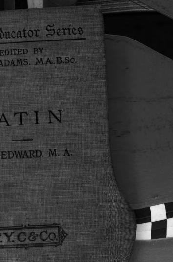 Cover of: Self-education In Latin by
