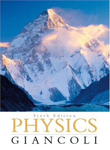 Physics by Douglas C. Giancoli