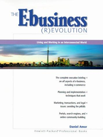 E-business (R)evolution, The by Daniel Amor